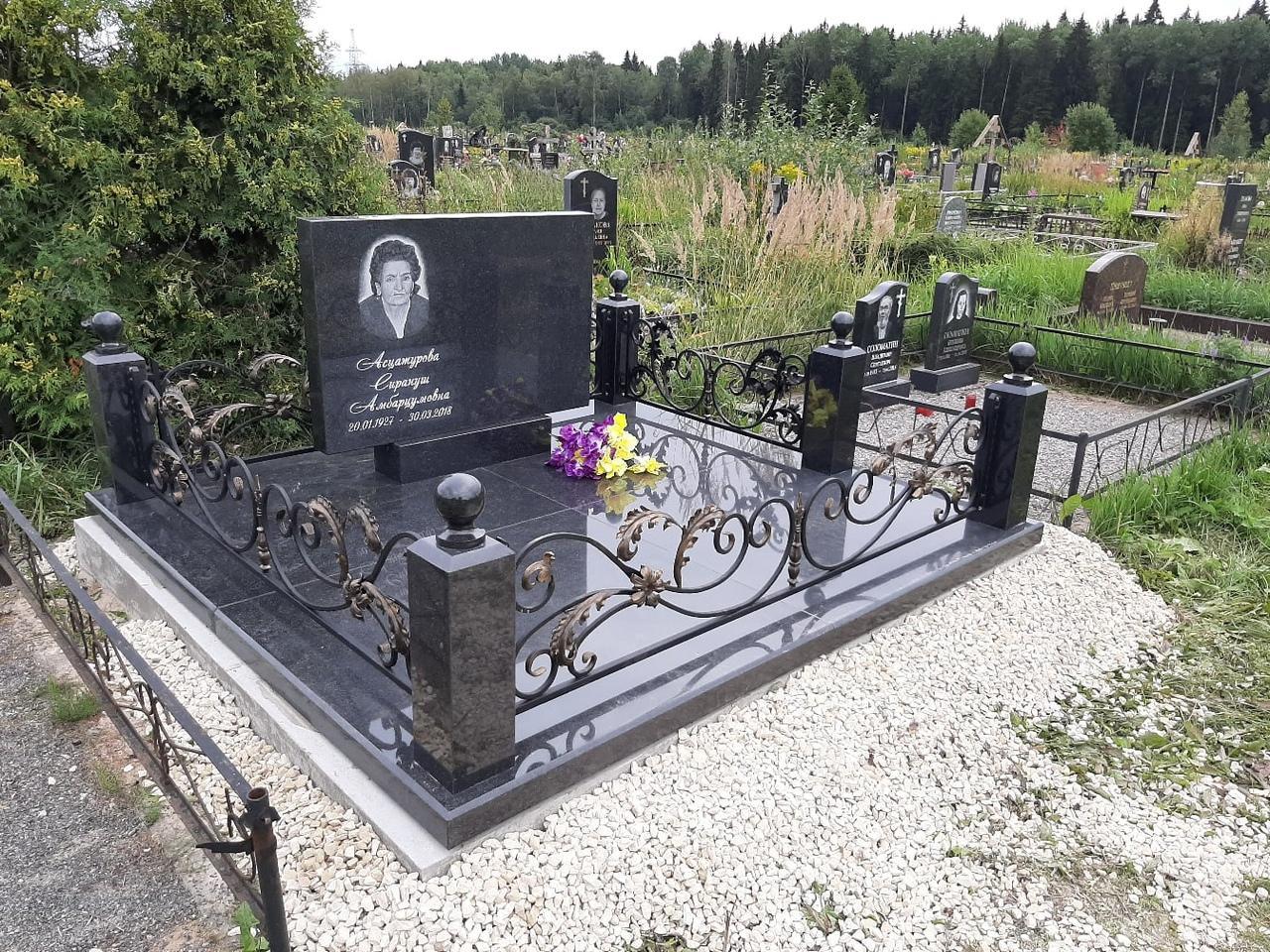 Родовые надгробия 2